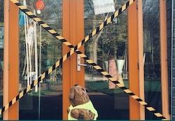 Biesboschcentrum gesloten wegens verbouwing