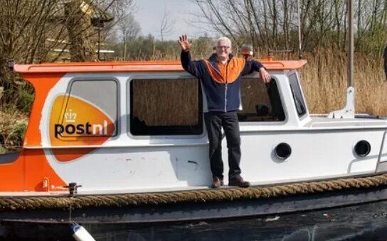 postboot Biesbosch stopt na 125 jaar